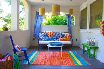 Decorating with Bold Colors - Town & Country Living