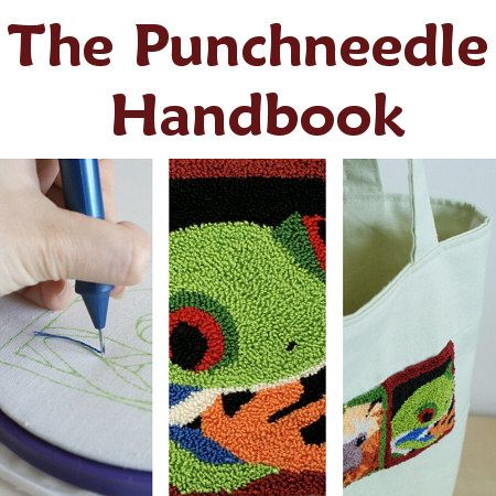 80 Best Punch Needle Images On Pinterest Costura Embroidery And Punch