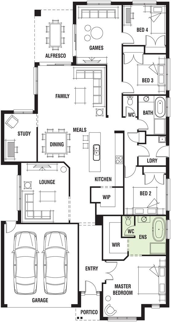 1000 images about planos on pinterest house plans one