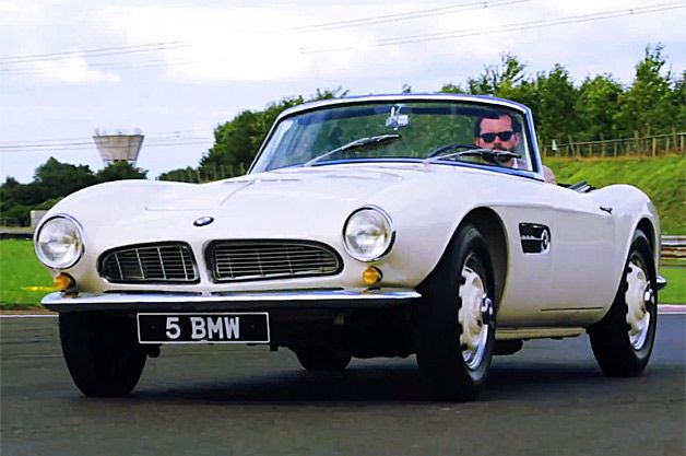 BMW 507 Roadster 1957