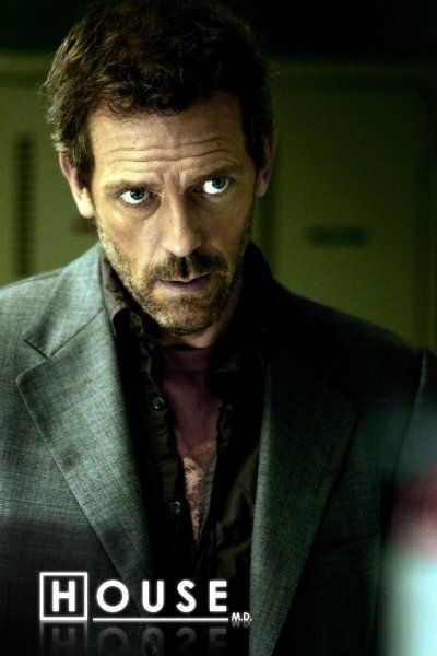 House. I'm starting to see a pattern in the tv shows I like ... They all have a slightly autistic just-too-smart-to-be  lead man (well except Merlin but he's got magic he doesn't need the autism lol)