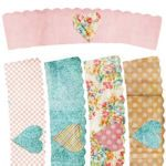 Free Cupcake Wrappers: {Templates & Patterns}