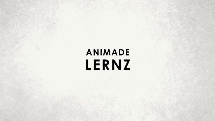 Os 12 princípios básicos para começar a animar.  The Complete Animade Lernz. Here's all the Lernz in one place!