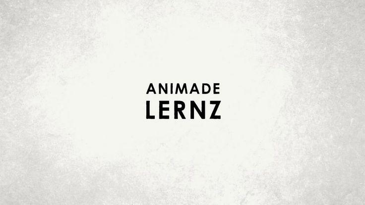 Os 12 princípios básicos para começar a animar.  The Complete Animade Lernz. Here's all the Lernz in one place!