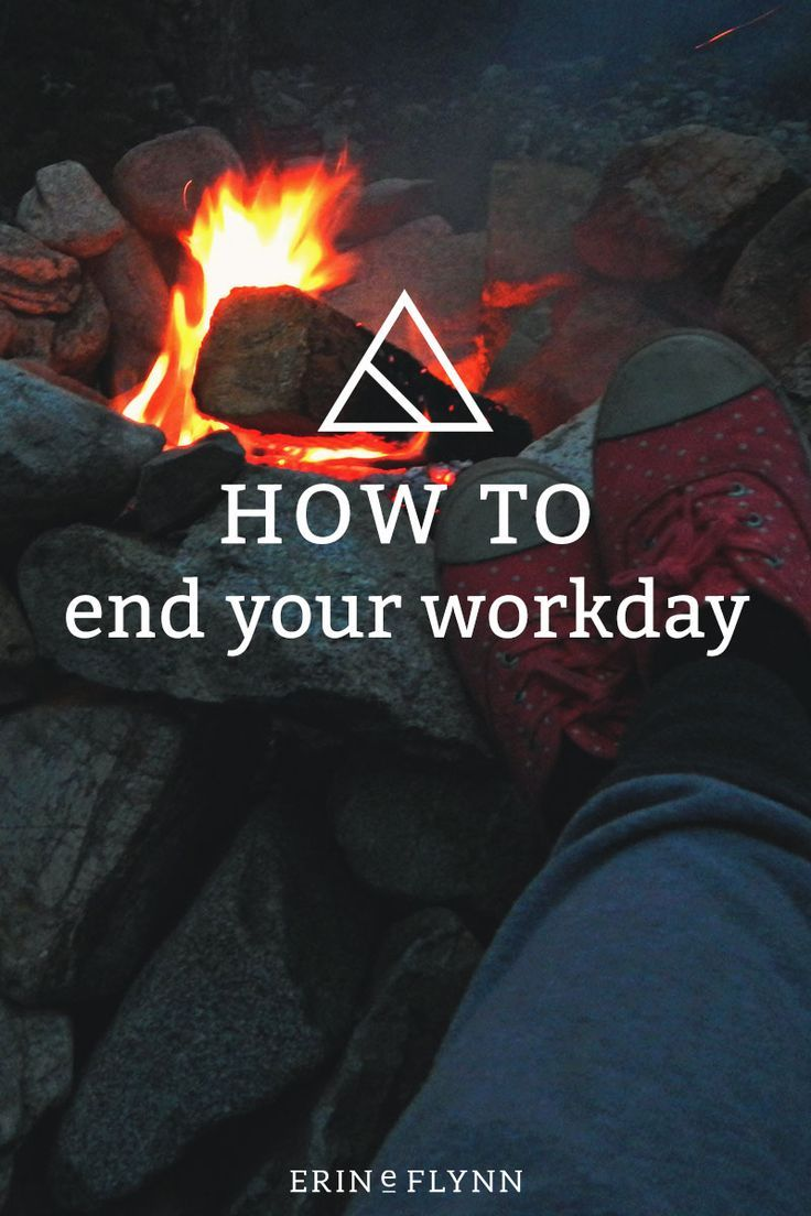 At the end of a long workday, you may just want to close out your email, turn off your computer, and flop in front of Netflix. But spending 15-30 minutes at the end of your day prepping for the next will make the following morning much easier. Check out these great tips on how to end your workday for freelancers and entrepreneurs!
