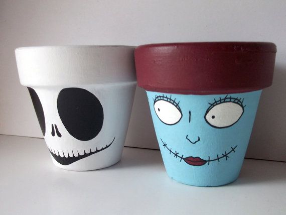 Jack and Sally Cups