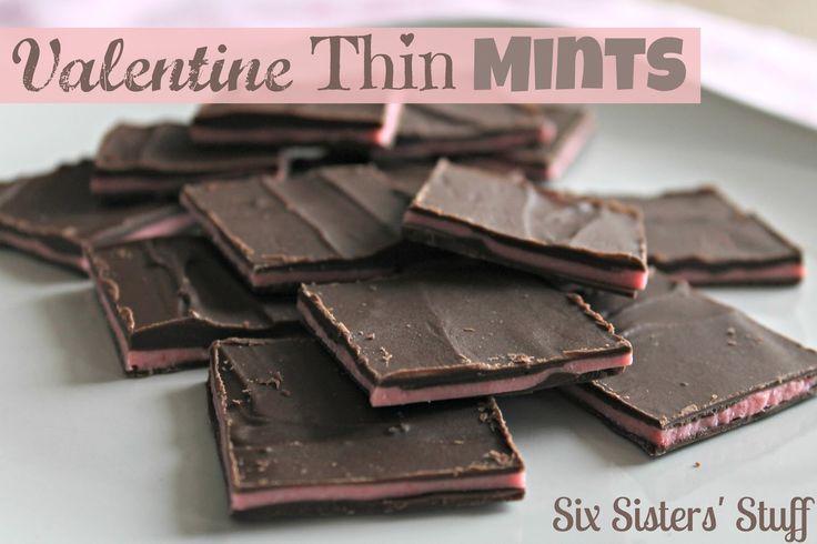 Six Sisters' Stuff: Valentine Thin Mints