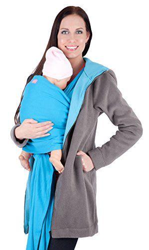 #Mija  #3in1 #Tragejacke, #Umstandsjacke / #Fleece #Tragepullover für #Tragetuch für #Babytrage #7125 #(S / #EU36, #Grau) Mija - 3in1 Tragejacke, Umstandsjacke / Fleece Tragepullover für Tragetuch für Babytrage 7125 (S / EU36, Grau), , 3in1 Tragejacke, Umstandsjacke, Jacke, Möchten Sie Ihr Baby in einem Tragetuch tragen? NUN MÜSSEN SIE NICHT MEHR FRIEREN!, Eine sensationelle Fleecepullover mit einer speziell profilierten Tasche für Ihr Baby mit zwei Kapuzen, die vor dem kühlen Wind…