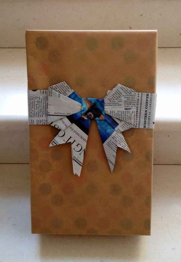 大切な人へのギフトは自分でラッピングをしたくても、いつも同じような包み方では少しつまらないですよね。そこで今回は、ラッピングを簡単にお洒落に見せてくれる紙製リボンの作り方をご紹介します。