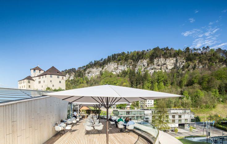 Montforthaus Feldkirch Gastronomie © Petra Rainer