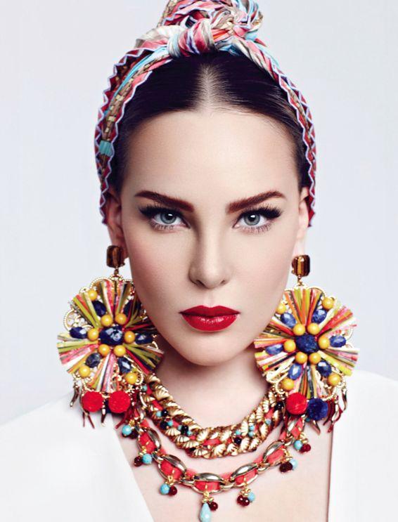 Belinda para Marie Claire México Junio 2013