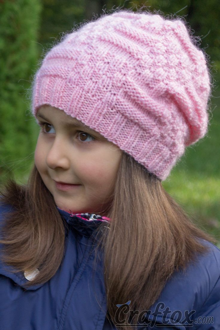 39 best Hats. Free knitting patterns images on Pinterest | Knitting ...