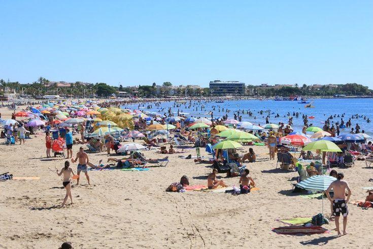playa del regueral cambrils