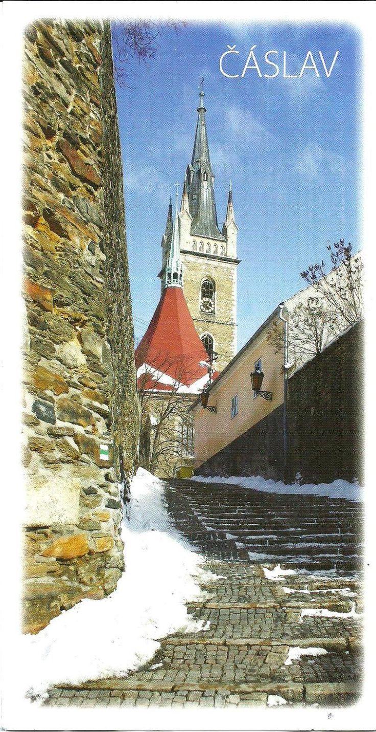 Zizkova Brana, Caszlav, Czech Republic.  (CZ - 589491)