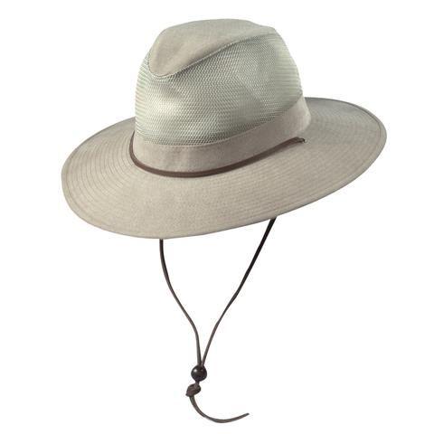DPC Boy's Mesh Safari Hat