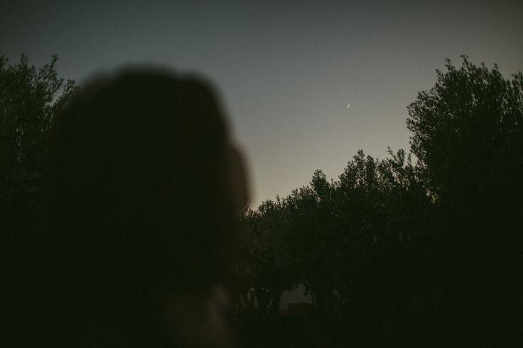 Há qualquer coisa de mágico em olhar a lua ou um céu estrelado. ...