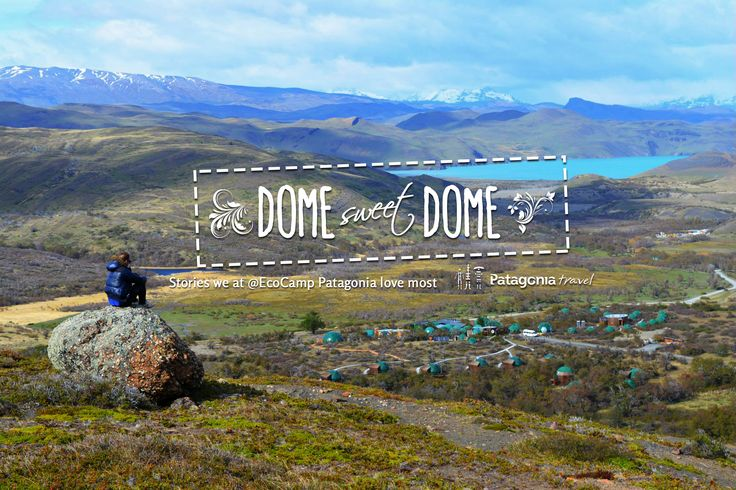 At EcoCamp Patagonia our goal is to make you feel at home. Now you can stay tuned with your fellow travelers and us even when your trip seems to be over! So you'll never lose your connection to the wilderness of Torres del Paine! Get inspired, get out of your comfort zone and get into the wild - read real adventure stories here: http://www.patagonia.travel