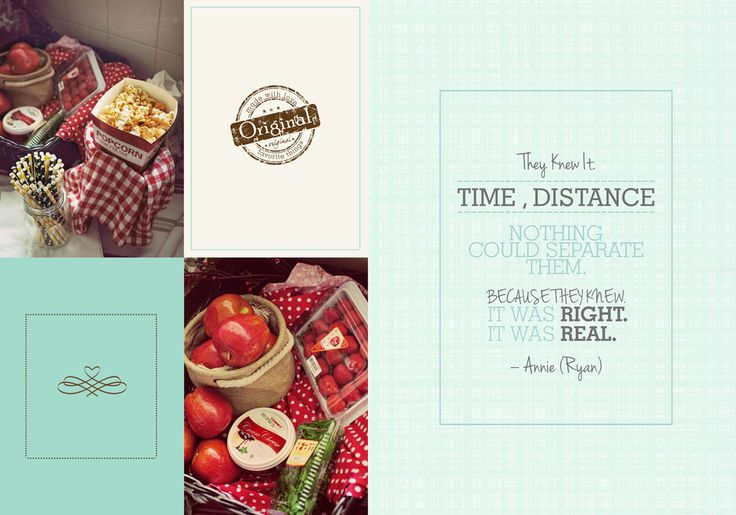 Proposal Story Book Design, photo by HOP, edit & design by Wenny Lee