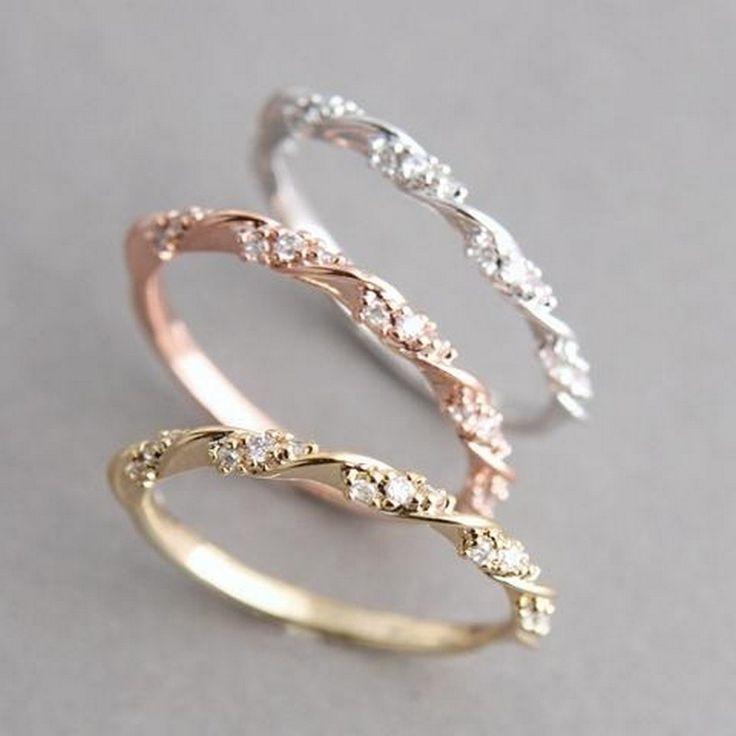 Beautiful 25 Engagement Rings So Beautiful Nobody Can Resist!