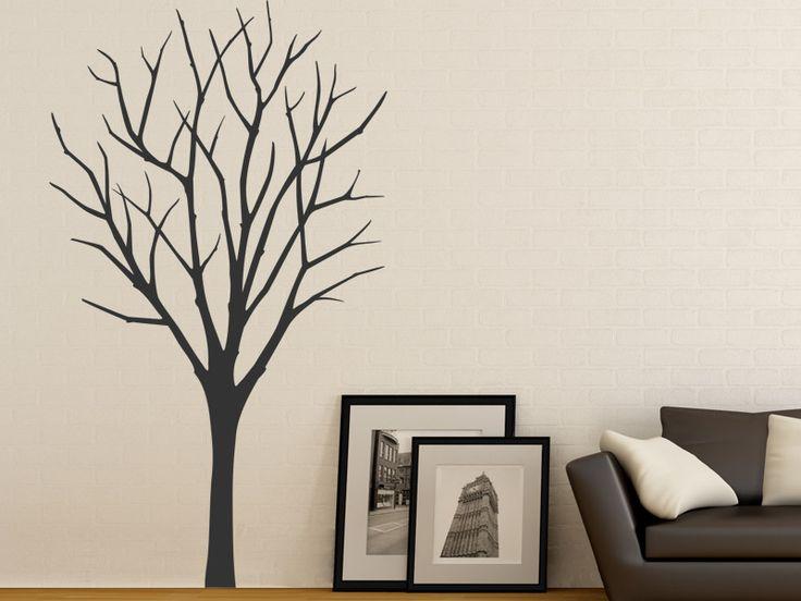 Wandtattoo Winterbaum Artikelbild vergrößern