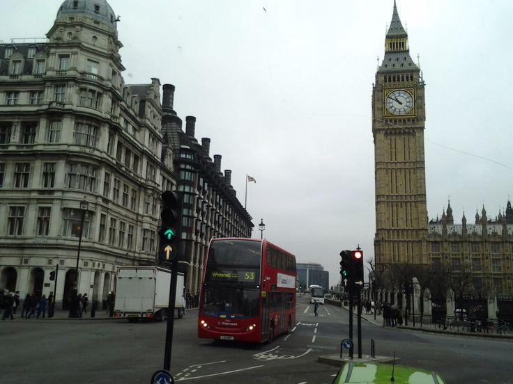 Big Ben, London Feb2013