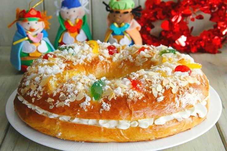 Roscón de Reyes - MisThermorecetas