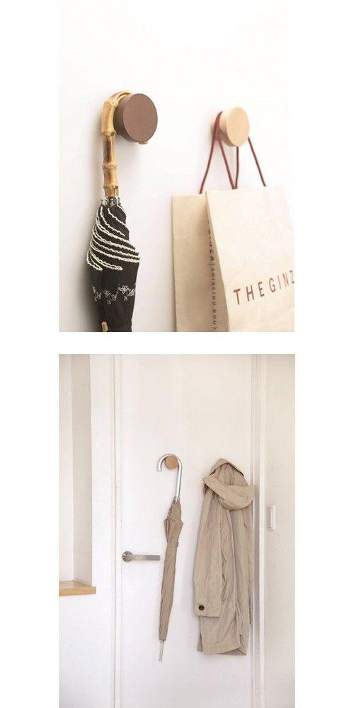 玄関用マグネットフック ブラウン ( 1コ入 )/ ティディ(tidy ... 【玄関用マグネットフック ブラウンの商品詳細】 ●マグネットでスチール製の玄関ドアなどに簡単に固定できます。 ●傘や靴べらなど、お出かけの際に使うものを ...