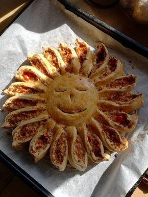 Sonnen-Pizza mit Hackfleisch, ein sehr leckeres Rezept aus der Kategorie Backen. Bewertungen: 78. Durchschnitt: Ø 4,5.