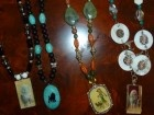 Poodle necklaces featured on the 'Croydon Cash Sale' page in Croydon NSW. $20 each. Get your haggle on!