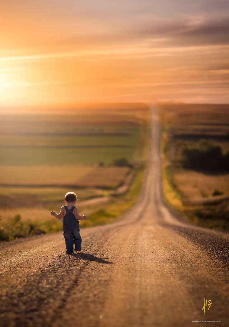 "Love! This! @Lisa Yoder - a photo idea for Abrie sometime soon? The road next to your ""real"" house might even work! When the wheat fields are still lush and green...."