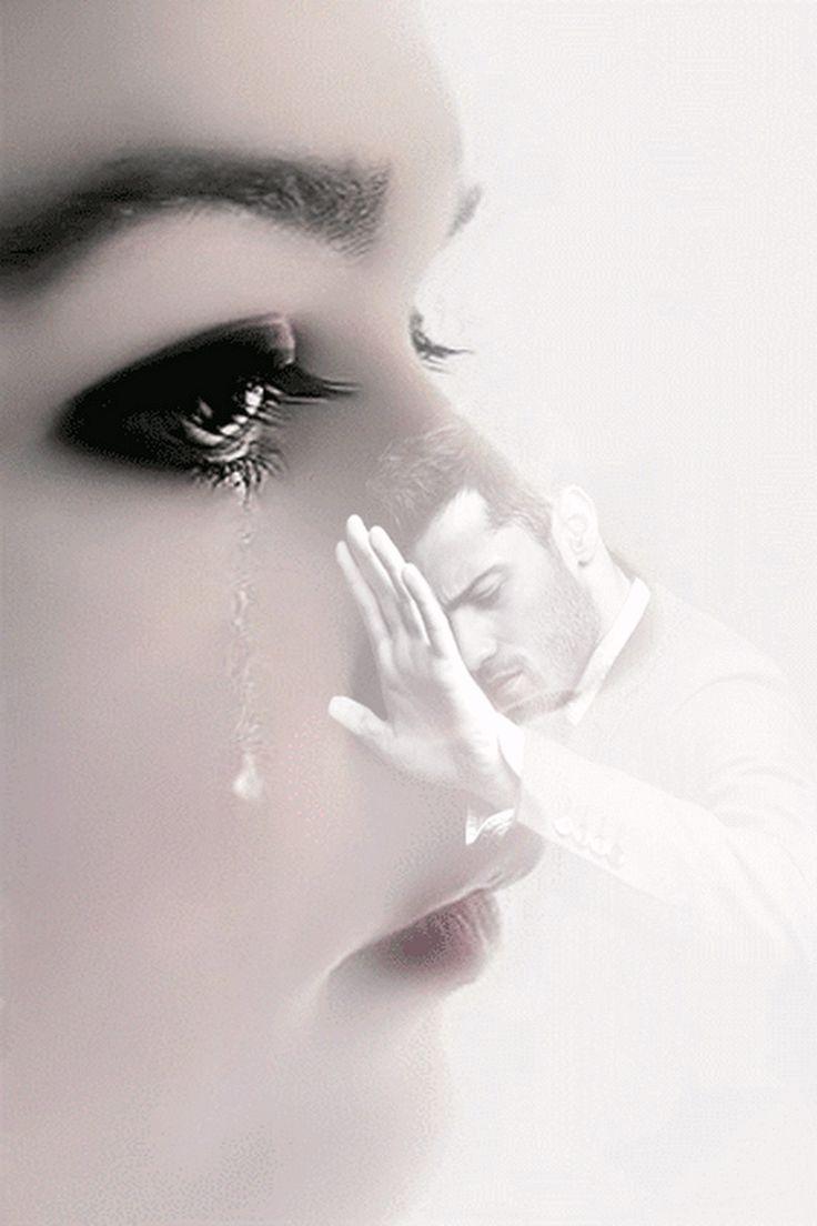 Открытки девушек слезы