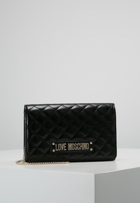 Love Moschino Quilted Soft Crossbody Borsa A Tracolla