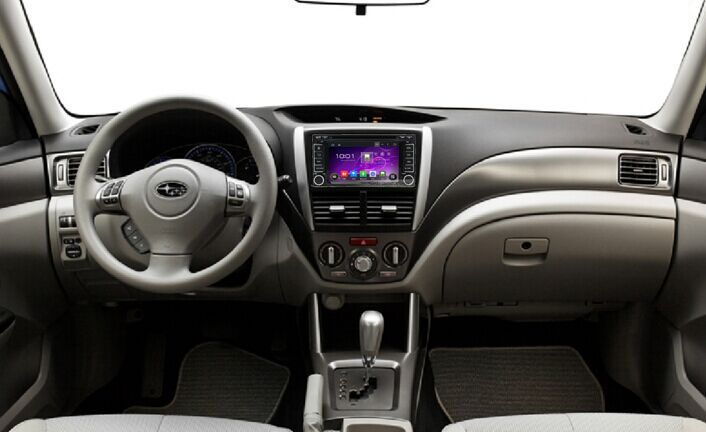 How to replace 2008 2009-2011 Subaru Forester Radio with HD touch screen navigation system