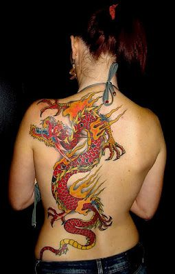Dragon Tattoo Designs And Ideas ~ Tattoo Pictures