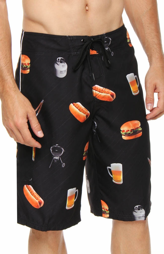 ONeill BBQ Boardshorts 23106652 - ONeill Swimwear