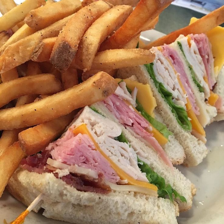 Metro Club Sandwich @metrodiner_official #staugustine #food #florida #sandwich #yum #foodie #travel