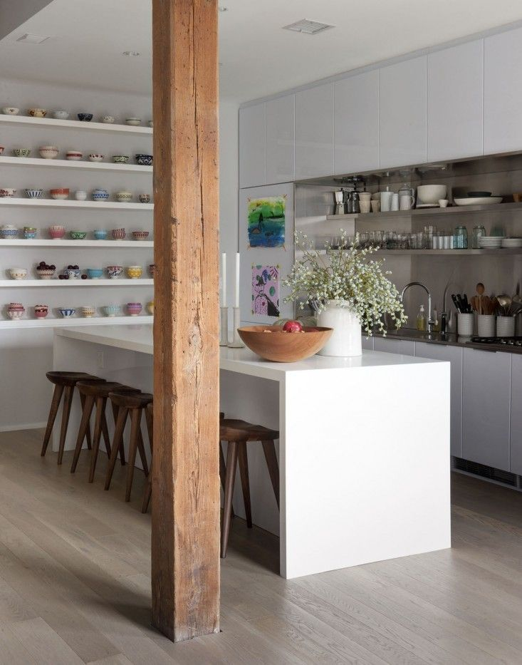 Are you ready to increase your kitchen's IQ? Whether your kitchen is modern or vintage, tiny or expansive, the same ingredients are a winning combinat