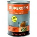 Pegamento Supergen bote.  Cola de contacto para uniones resistentes, flexibles y duraderas. Fácil aplicación y garantiza siempre unos resultados auténticamente profesionales.