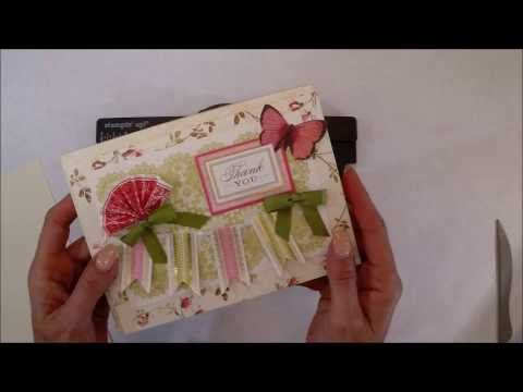 ▶ How to Make a Thicker Envelope - Envelope Punch Board