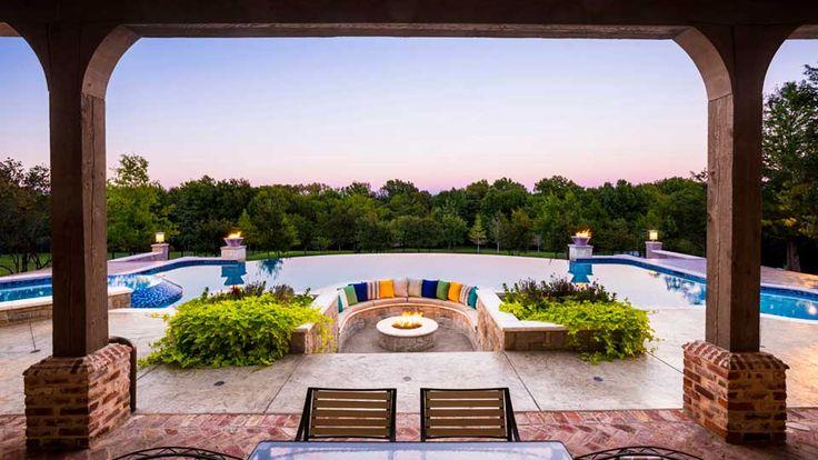 Dallas Texas Custom Pool Builder   Pool Contractors _ Pool Design
