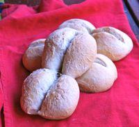 Marraquetas - Chilean French Bread Rolls: Marraquetas - Chilean French Bread Rolls - Pan Chileno