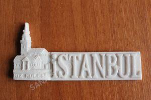 Yeni Model Kız Kulesi İstanbul Polyester Obje