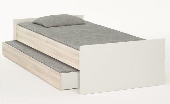 Oltre 25 fantastiche idee su reti da letto su pinterest - Letto estraibile moderno ...