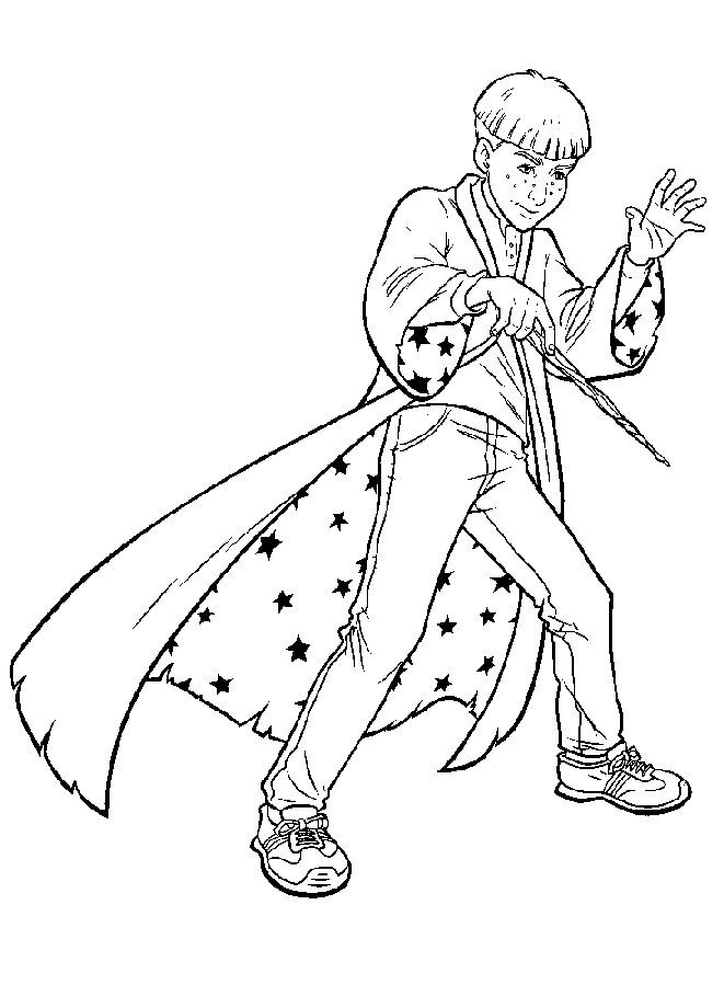 155 best Coloring Pages images on Pinterest Coloring books - best of coloring pages harry potter free