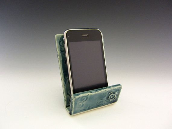 1000 Images About Ceramic Phone Holders On Pinterest Ceramics Phones And Soap Holder