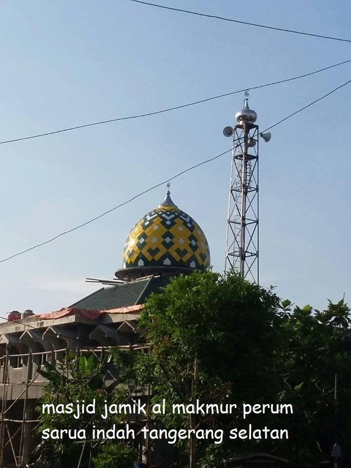 Kontraktor Kubah Masjid di Boven Digoel | 081331587344