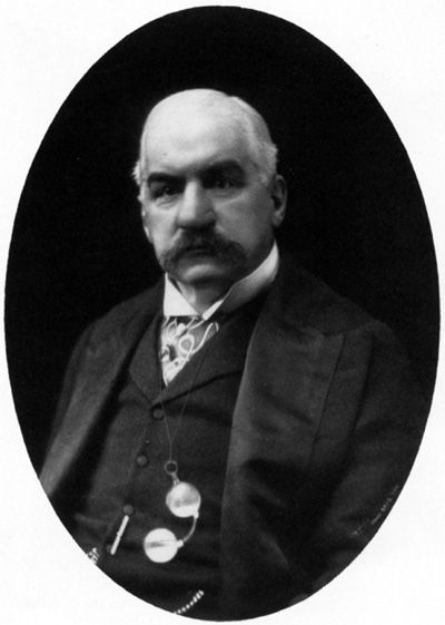 JP Morgan was considered both a robber barron and a captain of industry.