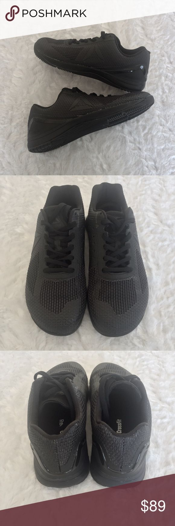 new // nwot reebok • nano 7.0 crossfit shoes Size 9 men's Reebok 7.0 Nano Crossfit shoes.  New without tags.  Bottom had price marker removed from it.  Never worn.  No trades.  Make me a reasonable offer. Reebok Shoes Athletic Shoes