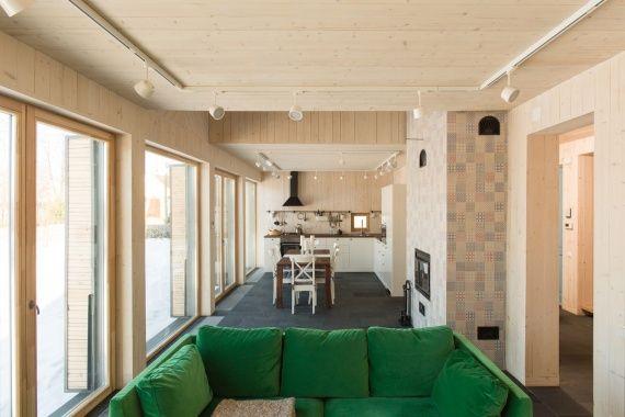 Dom s dokonalým pôdorysom: Moderné a prírodné bývanie | LepšieBývanie.sk