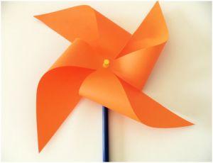 Manualidad 3 300x230 Manualidades infantil: Molinos de viento